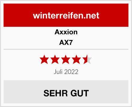 Axxion AX7 Test