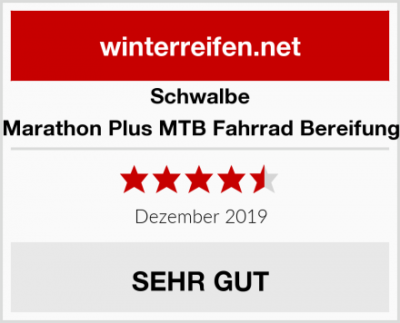 Schwalbe Marathon Plus MTB Fahrrad Bereifung Test