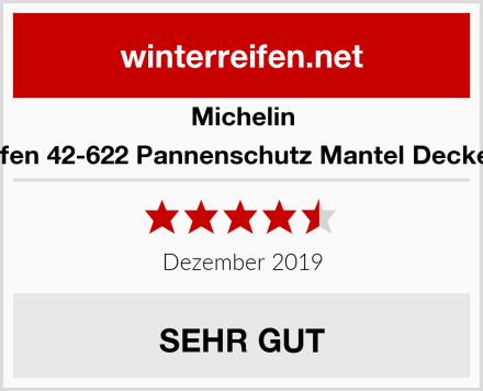 Michelin Fahrrad Reifen 42-622 Pannenschutz Mantel Decke 28x1.6 Tire Test