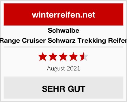 Schwalbe Range Cruiser Schwarz Trekking Reifen Test
