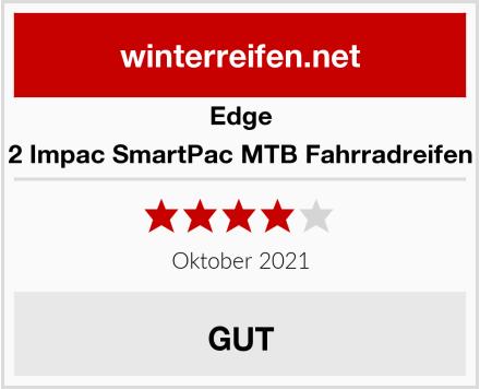 Edge 2 Impac SmartPac MTB Fahrradreifen Test