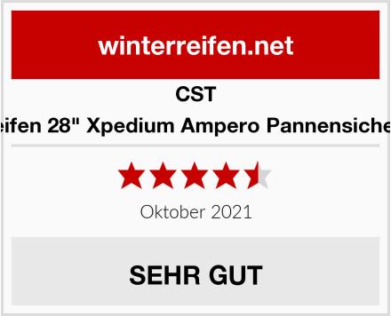 """CST 2 x Fahrradreifen 28"""" Xpedium Ampero Pannensicher für E-Bikes Test"""