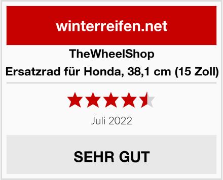 TheWheelShop Ersatzrad für Honda, 38,1 cm (15 Zoll) Test