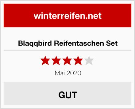 Blaqqbird Reifentaschen Set Test