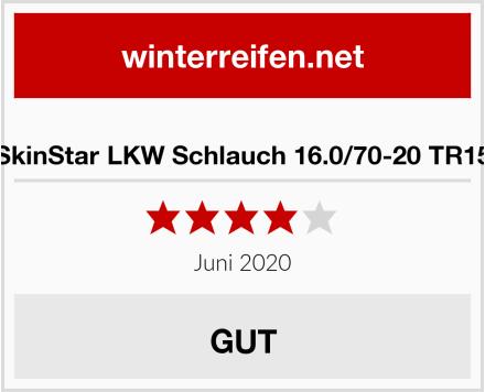SkinStar LKW Schlauch 16.0/70-20 TR15 Test