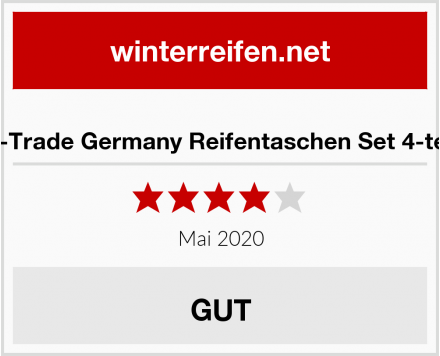SW-Trade Germany Reifentaschen Set 4-teilig Test