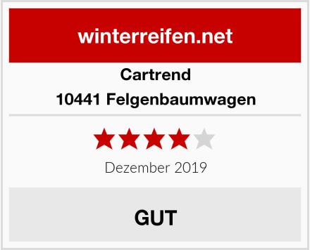 Cartrend 10441 Felgenbaumwagen Test