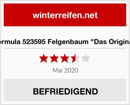 """Formula 523595 Felgenbaum """"Das Original"""" Test"""