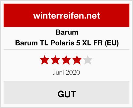 Barum Barum TL Polaris 5 XL FR (EU) Test