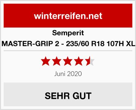 Semperit MASTER-GRIP 2 - 235/60 R18 107H XL Test
