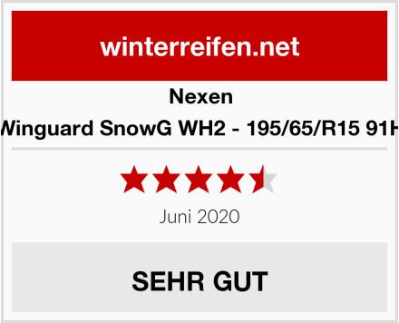 Nexen Winguard SnowG WH2 - 195/65/R15 91H Test