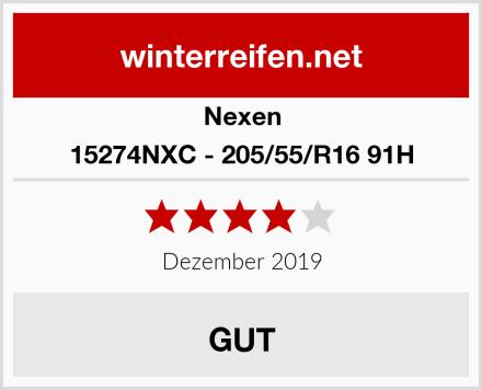 Nexen 15274NXC - 205/55/R16 91H Test