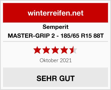 Semperit MASTER-GRIP 2 - 185/65 R15 88T Test