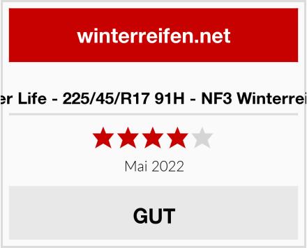 King Meiler Life - 225/45/R17 91H - NF3 Winterreifen (PKW) Test