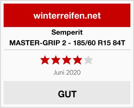 Semperit MASTER-GRIP 2 - 185/60 R15 84T Test