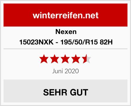 Nexen 15023NXK - 195/50/R15 82H Test