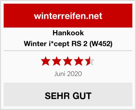 Hankook Winter i*cept RS 2 (W452) Test