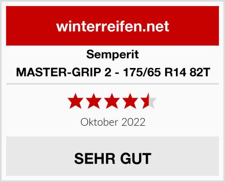 Semperit MASTER-GRIP 2 - 175/65 R14 82T Test