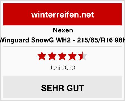 Nexen Winguard SnowG WH2 - 215/65/R16 98H Test