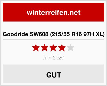 Goodride SW608 (215/55 R16 97H XL) Test