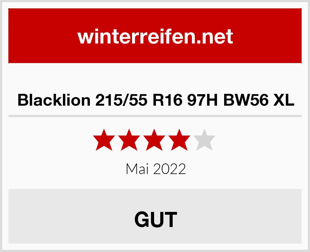 Blacklion 195//55 R15 89H BW56 XL PKW Winterreifen