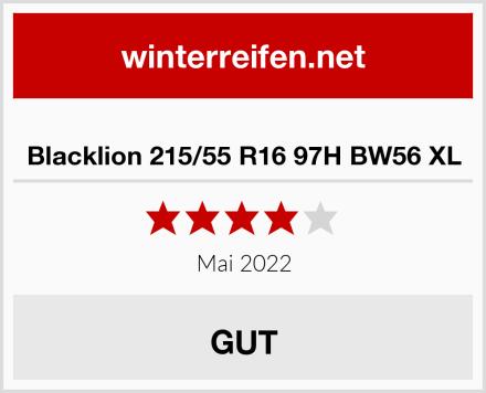 Blacklion 215/55 R16 97H BW56 XL Test