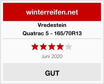 Vredestein Quatrac 5 - 165/70R13 Test