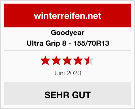 Goodyear Ultra Grip 8 - 155/70R13 Test