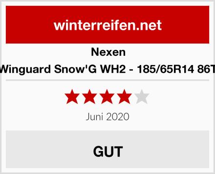 Nexen Winguard Snow'G WH2 - 185/65R14 86T Test