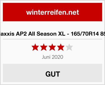 Maxxis AP2 All Season XL - 165/70R14 85T Test