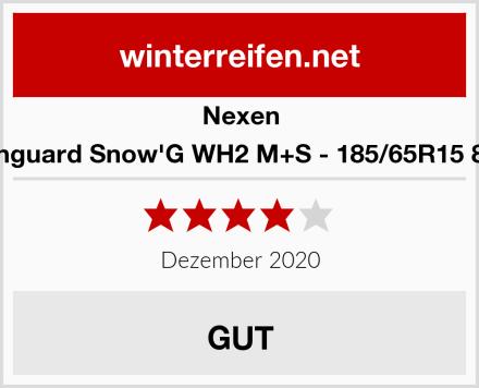 Nexen Winguard Snow'G WH2 M+S - 185/65R15 88T Test