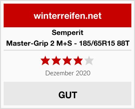 Semperit Master-Grip 2 M+S - 185/65R15 88T Test