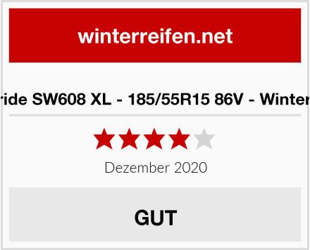 Goodride SW608 XL - 185/55R15 86V - Winterreifen Test