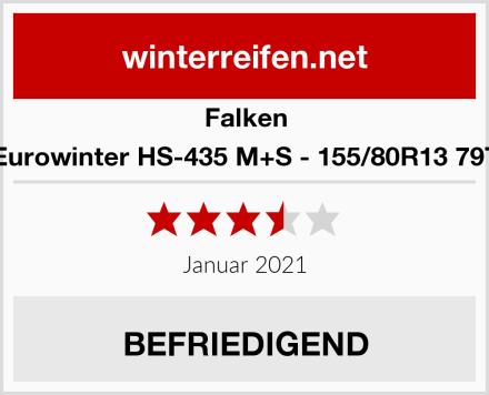 Falken Eurowinter HS-435 M+S - 155/80R13 79T Test
