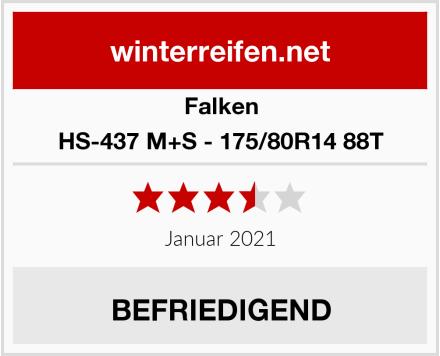 Falken HS-437 M+S - 175/80R14 88T Test