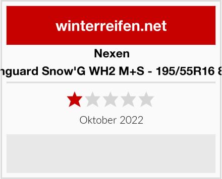 Nexen Winguard Snow'G WH2 M+S - 195/55R16 87T Test