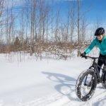 Mit dem Fahrrad im Winter fahren – so geht's