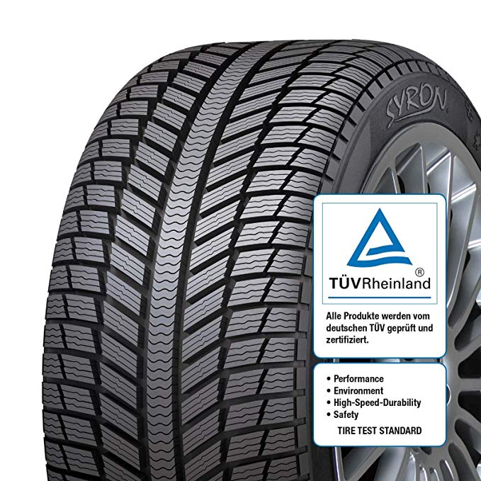 No Name SYRON Tires EVEREST1 Plus XL 225/40/18 92 V