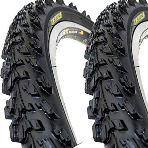 Kenda K829 Fahrrad Reifen 26 x 1,95 | 50-559 schwarz Set