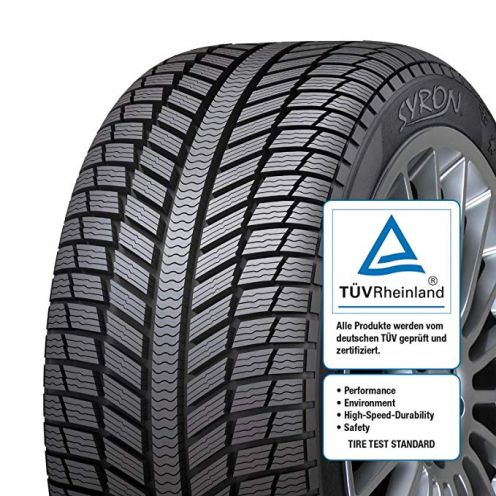 SYRON Tires EVEREST1 Plus XL 225/40/18 92 V